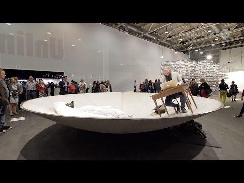 Julius von Bismarck: Egocentric System / Art Basel 2015 / Interview