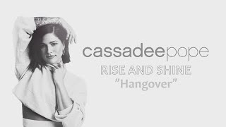 Cassadee Pope Hangover