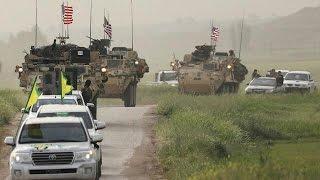 Пентагон начал поставки оружия сирийским курдам