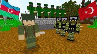 ASKER VS MİNECRAFT #26 - İsrail Askerlerini İdam Ettik (Minecraft)