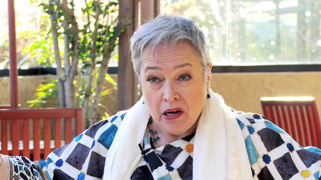 Kathy Bates Helps Researchers Understand What It's Like to ...