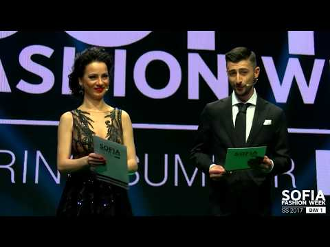 Sofia Fashion Week SS 2017 Day 1 Full Show