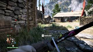 Graham and Tom play Far Cry 4 co-op, part 2: Yuma's Fortress