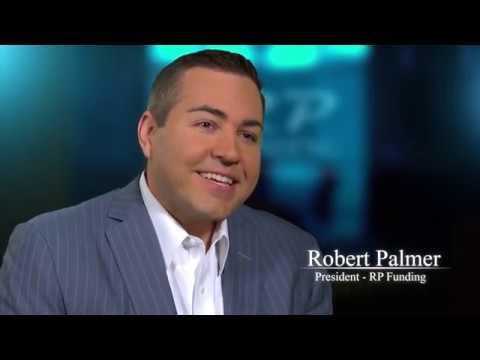 Robert Palmer Interview, President RP Funding