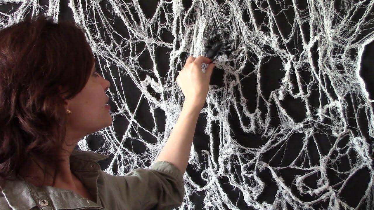 Как сделать паутину своими руками фото 848