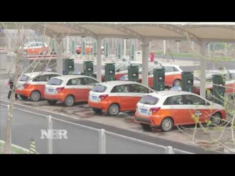 Big push for electric cars in China