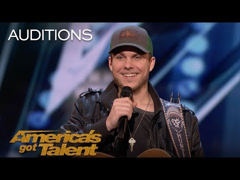 Hunter Price: Simon Cowell Requests Second Song From Performer - Americas Got Talent 2018