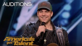 Download Hunter Price: Simon Cowell Requests Second Song From Performer - America's Got Talent 2018 Mp3 and Videos