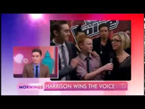 Harrison Craig Mornings interview - Finals highlight summary