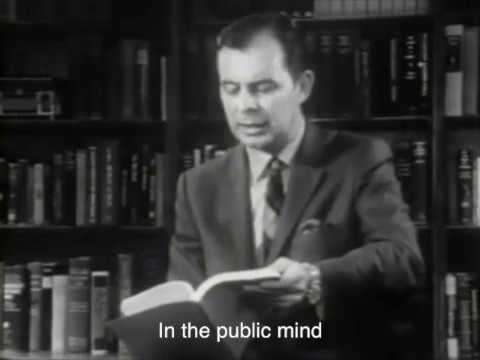 G. Edward Griffin (1968): 'More Deadly Than War: The Communist Revolution in America'
