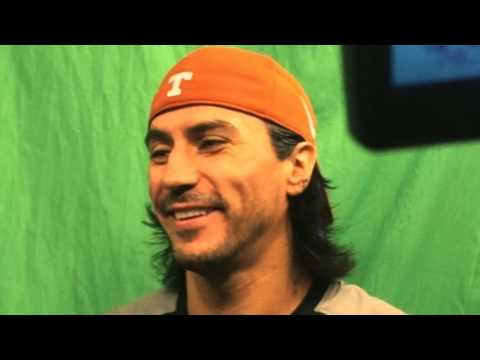 Paul London on smiling at Vince McMahon