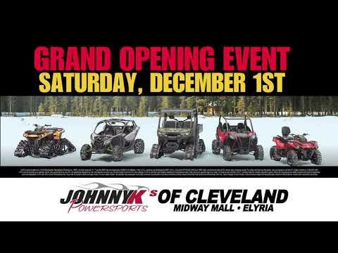 JOHNNY K'S POWERSPORTS CLEVELAND GRAND OPENING