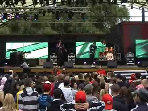 Toppen & Estet (The Larssons) Live Ung08