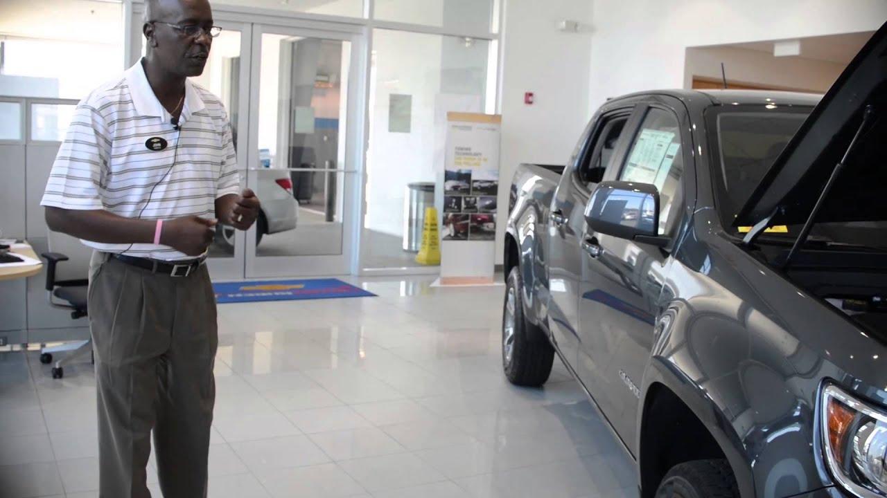 Milton Ruben Chevy >> 2015 Chevy Colorado Overview (with John Nash) - YouTube