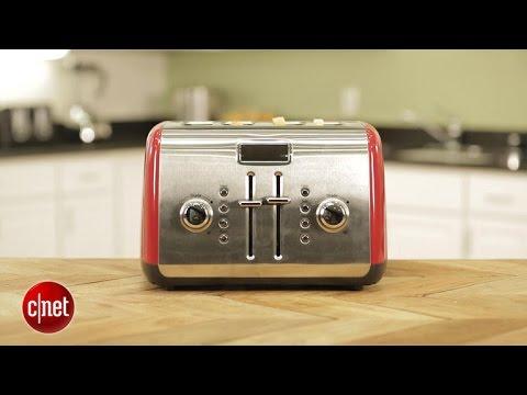 Kitchenaid Countertop Oven Youtube : Kitchenaids snazzy toaster flaunts retro looks but takes its sweet ...