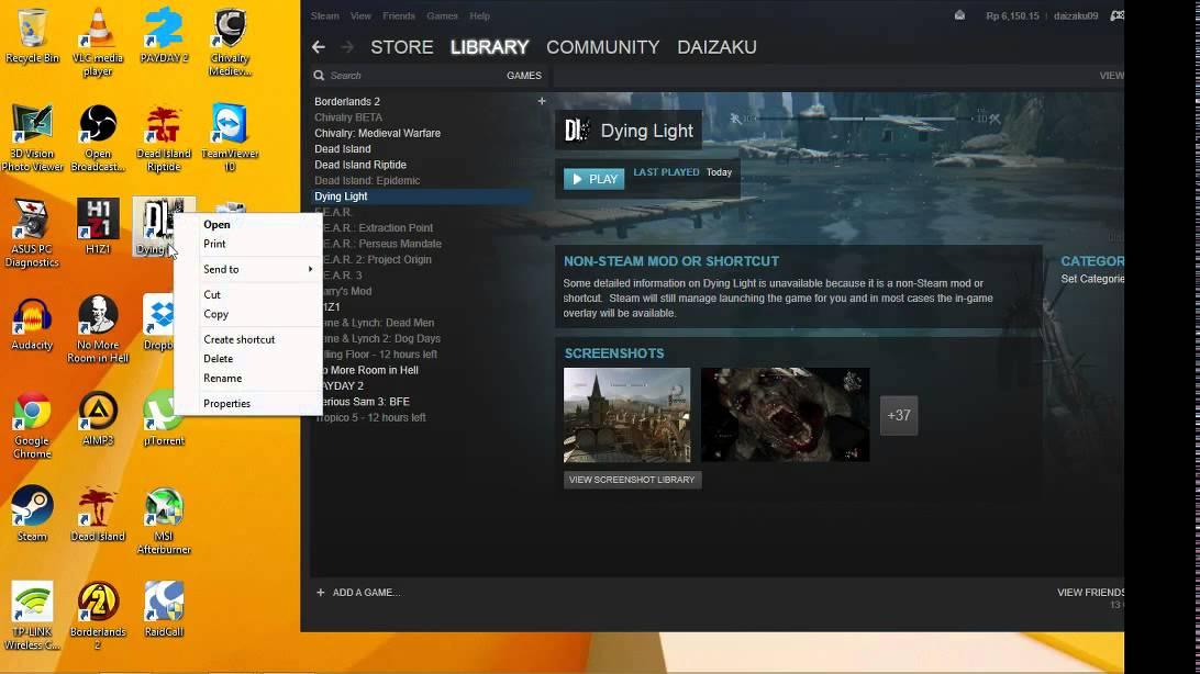 Скачать Сохранения для игры Dying Light