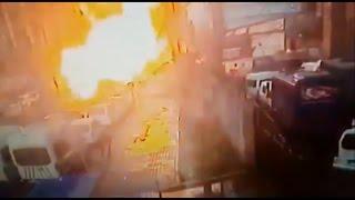 İzmir Patlama Anı Ve Ardından Yaşanan çatışma