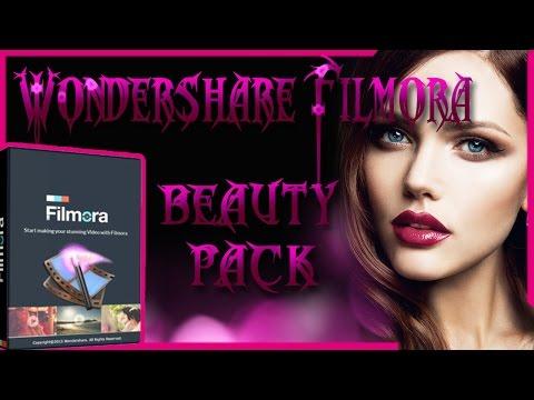 Beauty Effect Pack - Filmora + Descarga