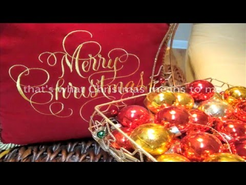 CHRISTMAS SONG - NEW VIDEO!