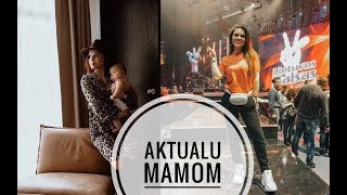 #Vlog: Aktualu mamom