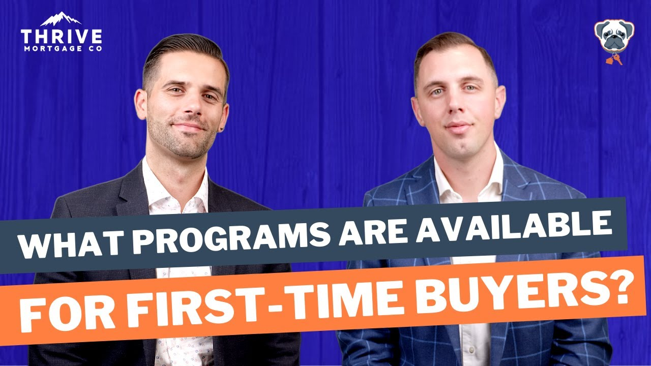 What Programs Are Available As A First-Time Buyer