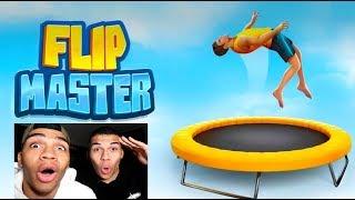 FLIP MASTER ! | PrankBrosGames