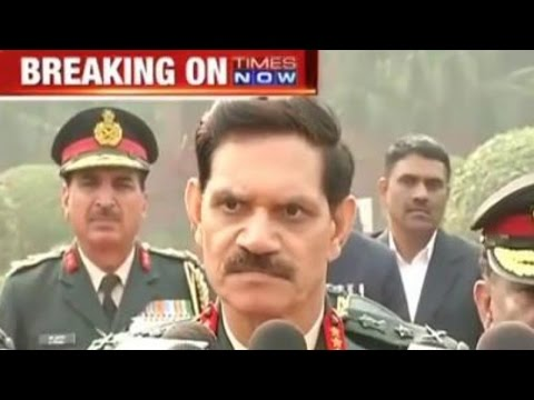 Army Chief General Dalbir Singh Suhag Retires After 43 Years - Farewell Speech