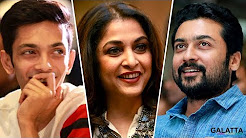 Candid Moments of Suriya, Anirudh and Vignesh Shivan – Thaanaa Serndha Koottam Success Meet