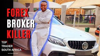 Life Of A Trader: Forex Broker Killer | Top Trader South Africa (extended version)