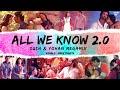 All We Know 2.0 Sush & Yohan Mashup • The Chainsmokers • Sunix Thakor •