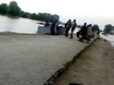 Sonmiani District Rajanpur In Flood