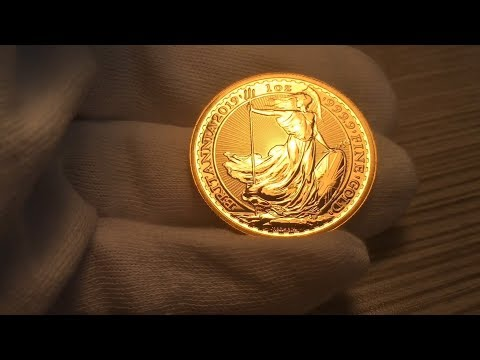 2019 Gold Britannia Coin | Buy Gold Coins | Bullion Exchanges