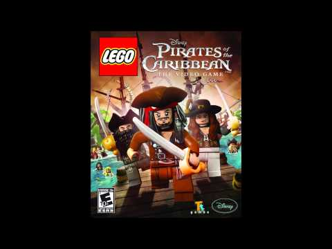 LEGO Pirates of the Caribbean Music - Tortuga