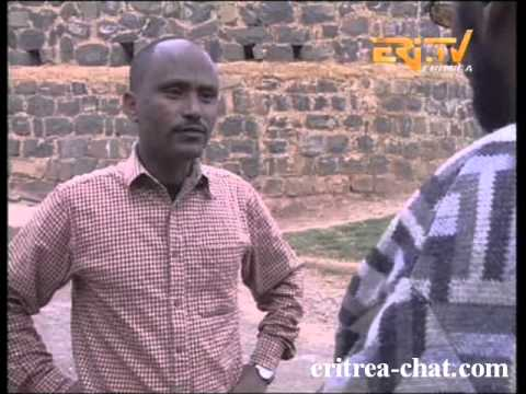 ኤርትራ Eritrean comedy  Hagergef by Kidane Ghirmay - Eritrea TV