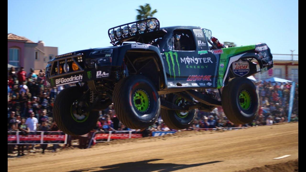 Baja 1000 2018 Trophy Trucks SPEC