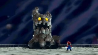 Super Mario Galaxy - All Bosses