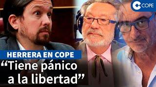 """""""Pablo Iglesias sueña con una censura a su gusto"""""""