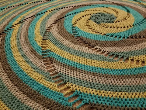 The Nautilus Blanket Crochet Tutorial!