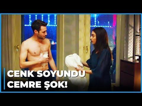 Cenk, Cemre'nin Önünde SOYUNDU! 🔥 | Zalim İstanbul 27. Bölüm