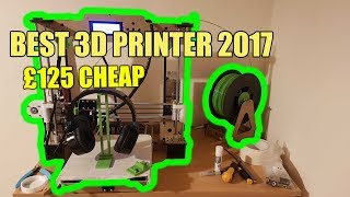 best cheap 3d printer anet a8 2017 18 prusa i3 diy