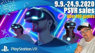 Playstation VR Sales / 9.9. -2…