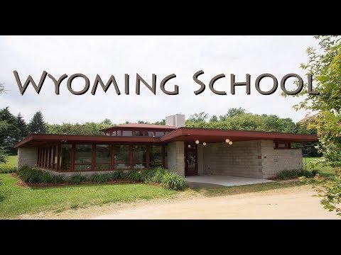 Frank Lloyd Wright's Wyoming Valley School