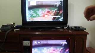PC base HDMI input DVB-T TX TX transmitter modulator (generator)