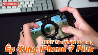 Trải Nghiệm Hiệu Năng Chiến Game iPhone 7 Plus Cùng Tản Nhiệt Gaming - Chơi Game Liệu Có Ngon Hơn?