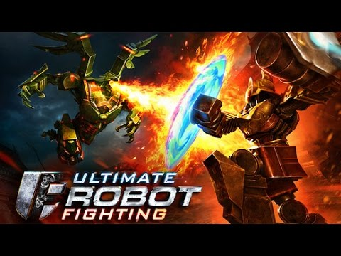 Ultimate Robot Fighting – [Robot Boxing Game] Android / iOS GamePlay   Full Video