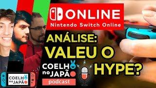 Nintendo Switch Online vale a pena? Análise - CoelhoCast S1E4