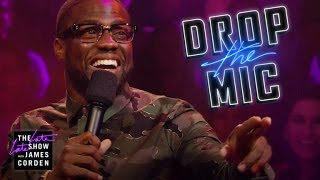 Download Drop the Mic w/ Kevin Hart Mp3 and Videos