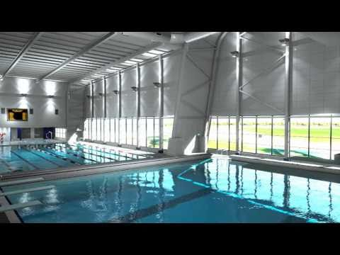 New swimming pool at garon park youtube - Wetherby swimming pool swim times ...