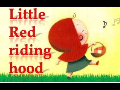 little red riding hood story nude