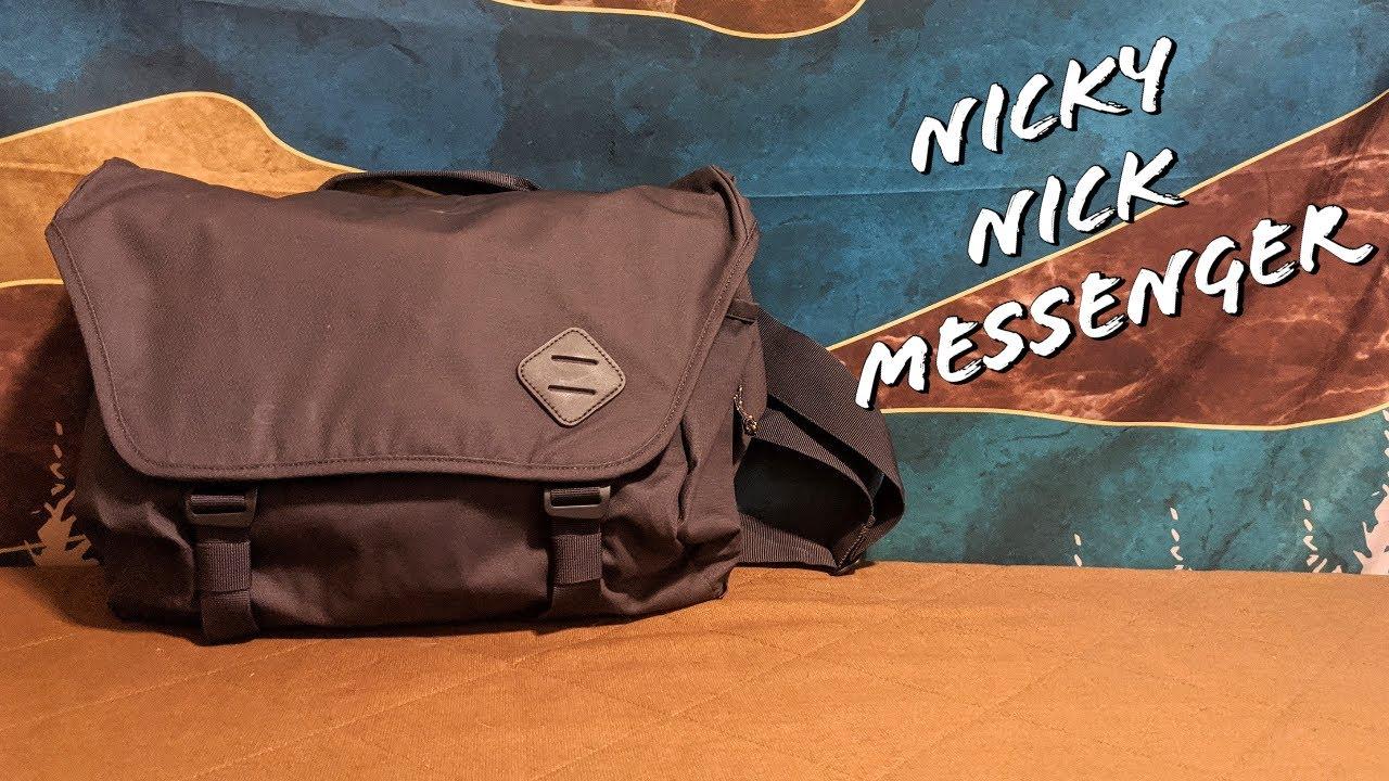 Nick The Messenger Bag